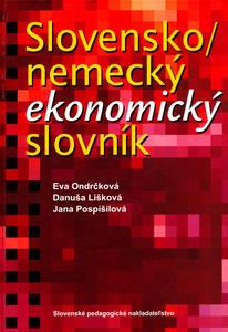 Obrázok Slovensko - nemecký ekonomický slovník