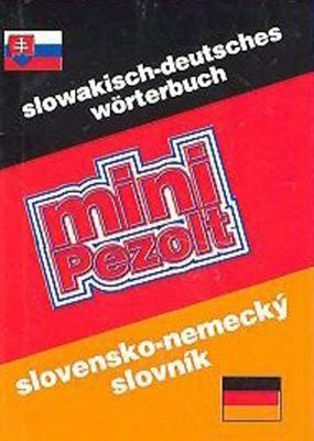 Obrázok Slovensko-nemecký slovník Slowakisch-deutsches wörterbuch