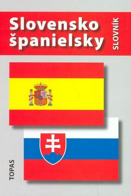Obrázok Slovensko-španielsky a španielsko-slovenský slovník