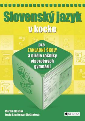 Obrázok Slovenský jazyk v kocke