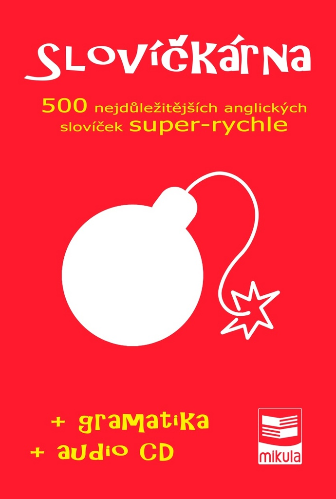 Slovíčkárna + CD - Ján Cibulka