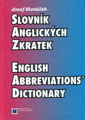 Obrázok Slovník anglických zkratek