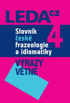 Obrázok Slovník české frazeologie a idiomatiky 4