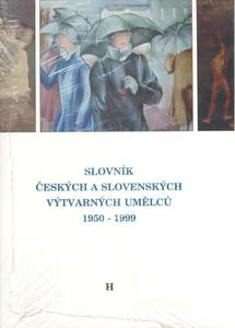 Obrázok Slovník českých a slovenských výtvarných umělců H