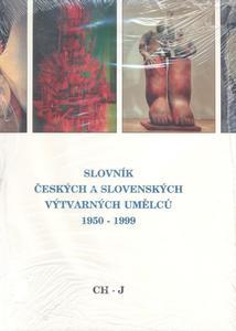 Obrázok Slovník českých a slovenských výtvarných umělců Ch-J