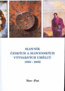 Obrázok Slovník českých a slovenských výtvarných umělců Nov-Pa