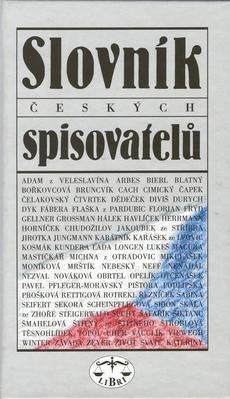 Obrázok Slovník českých spisovatelů