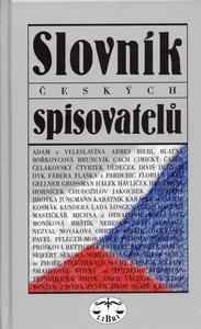 Picture of Slovník českých spisovatelů