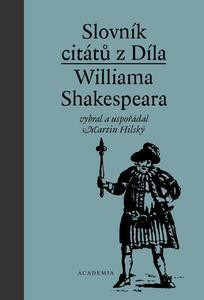 Obrázok Slovník citátů z Díla Williama Shakespeara