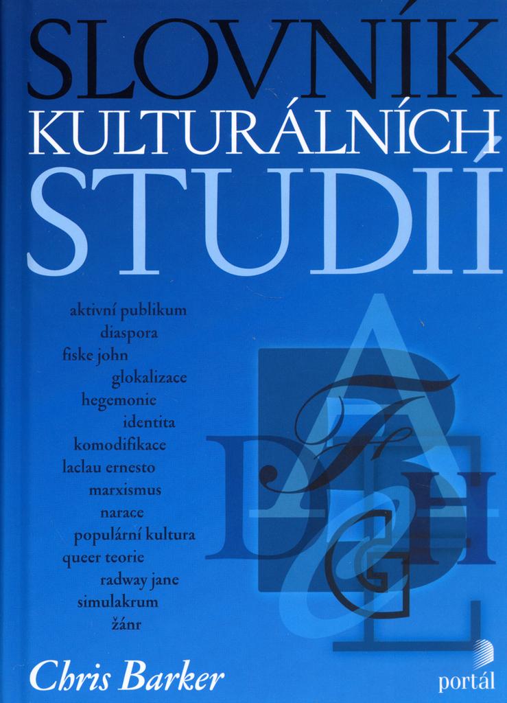 Slovník kulturních studií - Chris Barker