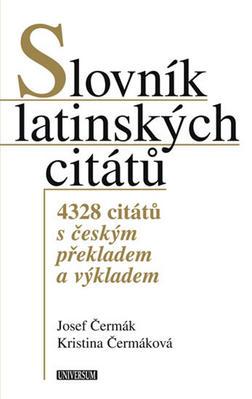 Obrázok Slovník latinských citátů