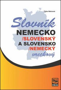 Obrázok Slovník Nemecko/slovenský a slovensko/nemecký vreckový