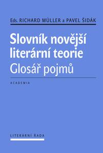 Obrázok Slovník novější literární teorie