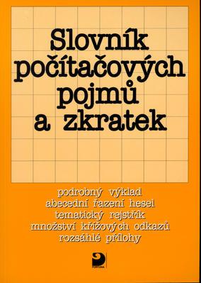 Obrázok Slovník počítačových pojmů a zkratek