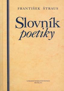Obrázok Slovník poetiky