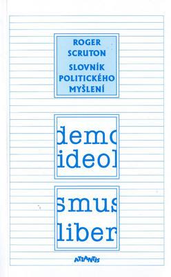 Obrázok Slovník politického myšlení