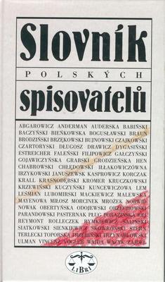 Obrázok Slovník polských spisovatelů