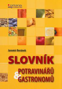 Obrázok Slovník potravinářů a gastronomů