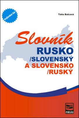 Obrázok Slovník Rusko-slovenský, slovensko-ruský