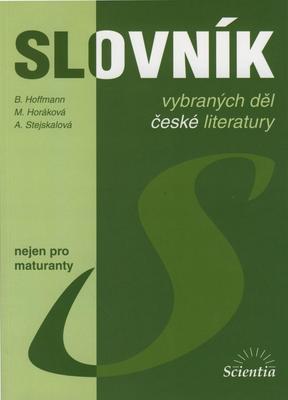 Obrázok Slovník vybraných děl české literatury