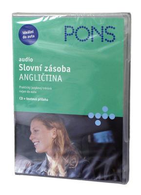 Obrázok Slovní zásoba Angličtina (audio CD)