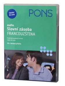 Obrázok Slovní zásoba Francouzština (audio CD)