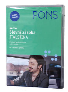Obrázok Slovní zásoba Italština (audio CD)