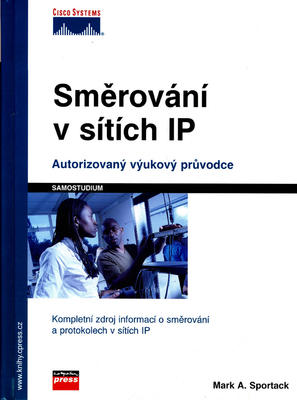 Obrázok Směrování v sítích IP