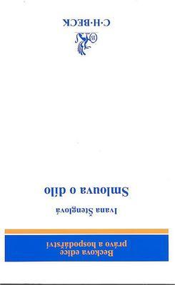 Obrázok Smlouva o dílo