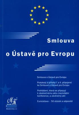 Obrázok Smlouva o Ústavě pro Evropu