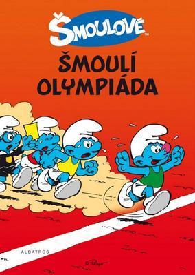 Šmoulové Šmoulí olympiáda (Komiks)