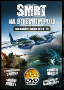 Obrázok Smrt na bitevním poli 4 DVD