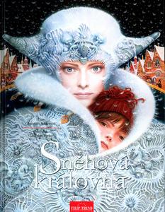 Obrázok Sněhová královna