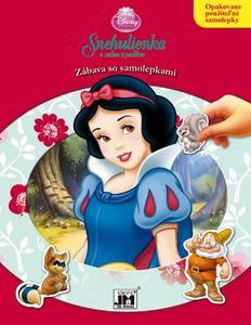 Obrázok Zábava so samolepkami Snehulienka a sedem trpaslíkov