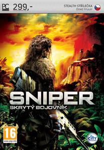 Obrázok Sniper Skrytý bojovník