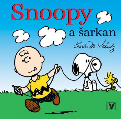 Obrázok Snoopy a šarkan