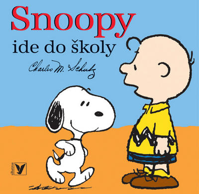 Obrázok Snoopy ide do školy