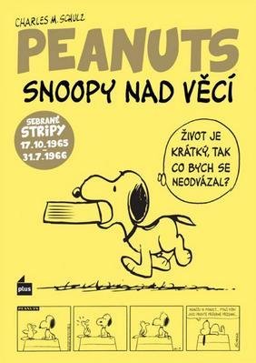 Obrázok Snoopy nad věcí