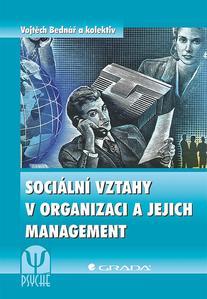 Obrázok Sociální vztahy v organizaci a jejich management