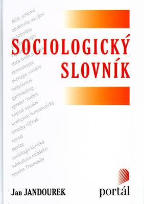 Obrázok Sociologický slovník