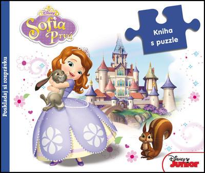 Obrázok Sofia Prvá Kniha s puzzle