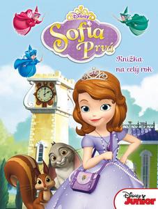 Obrázok Sofia prvá Knižka na celý rok