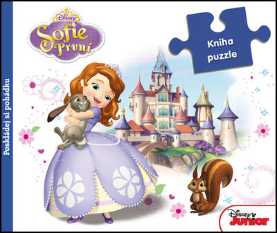 Obrázok Sofie První Kniha puzzle