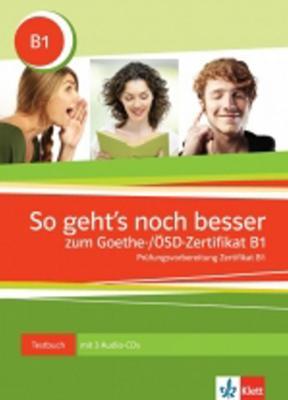 Obrázok So geht´snoch besser zum Goethe- ÖSD-Zertifikat B1