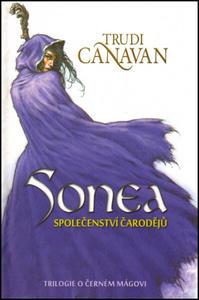 Obrázok Sonea Společenství čarodějů