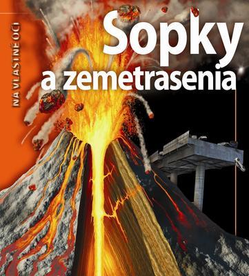 Obrázok Sopky a zemetrasenia