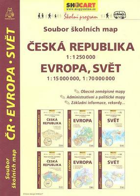 Obrázok Soubor školních map