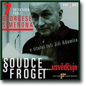 Obrázok Soudce Froget usvědčuje (2 CD)