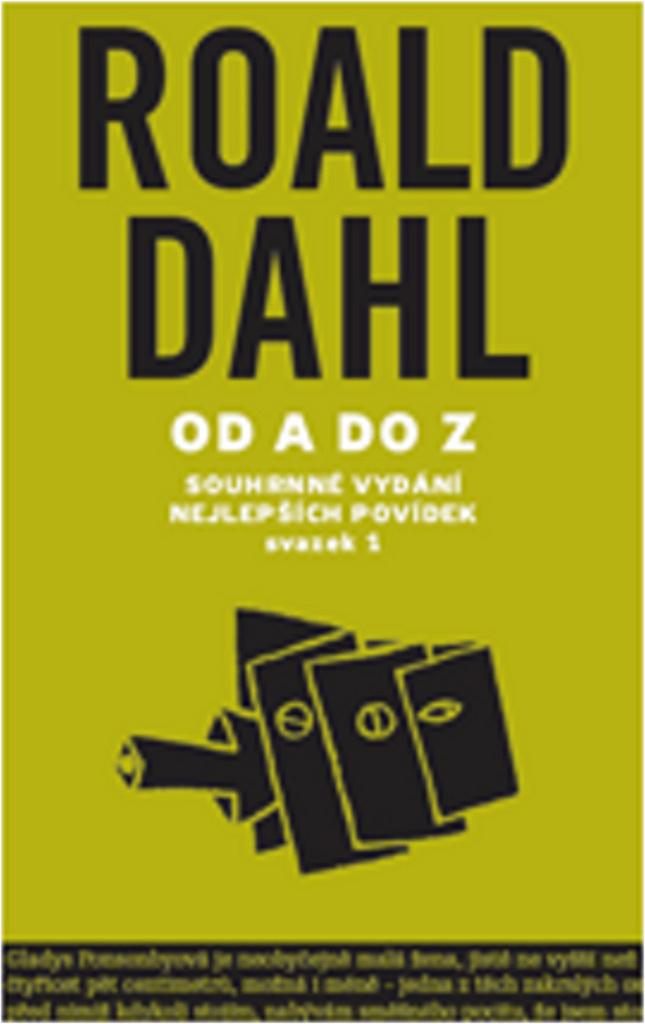Souhrné vydání nejlepších povídek I. - Roald Dahl