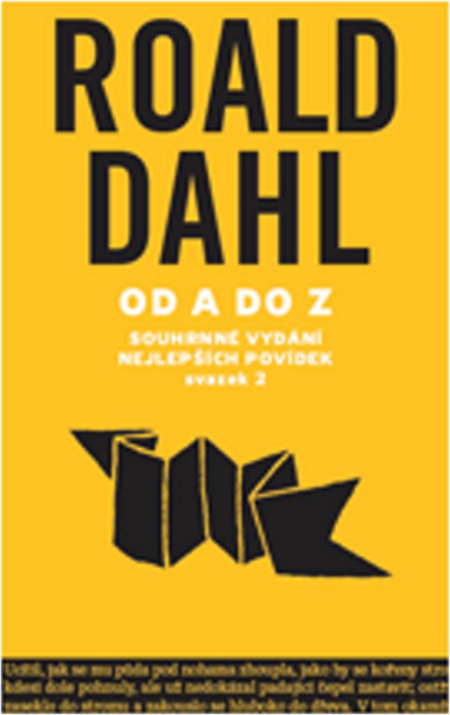 Souhrné vydání nejlepších povídek II - Roald Dahl